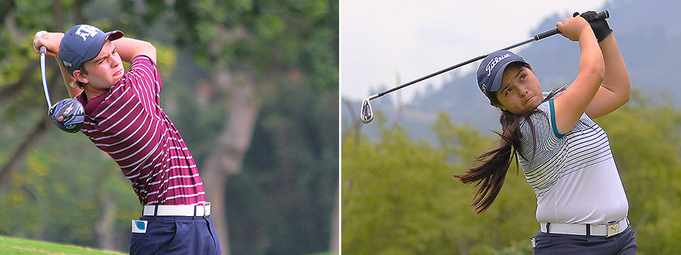 Plata y Brauckmeyer superaron el corte al cierre de la segunda ronda del Junior Open Championship en Escocia