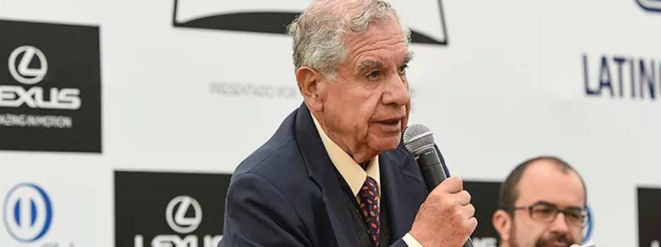 Humberto Berger, uno de los pioneros del golf sudamericano, falleció recientemente en Perú