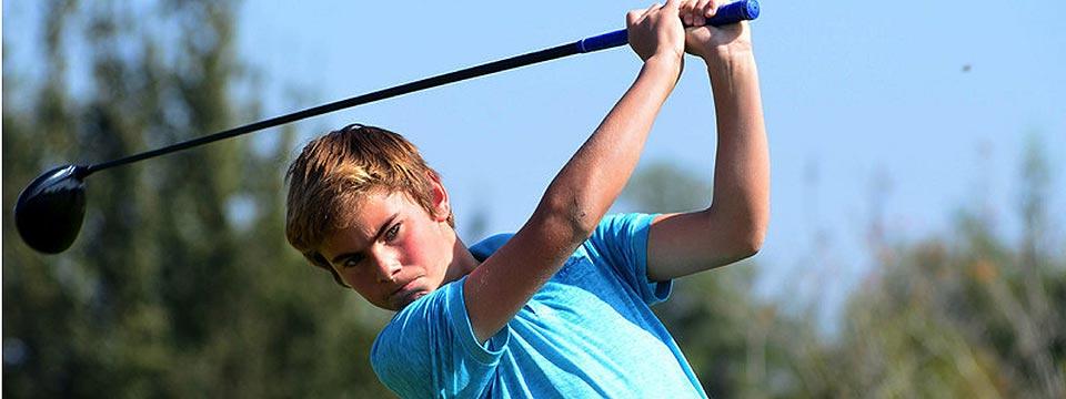 Golf sudamericano se alista para los Juegos de la Juventud Santiago 2017