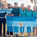 ¡CAMPEONES! Argentina celebró por partida doble en la 'Copa Los Andes' 2017 en Bolivia