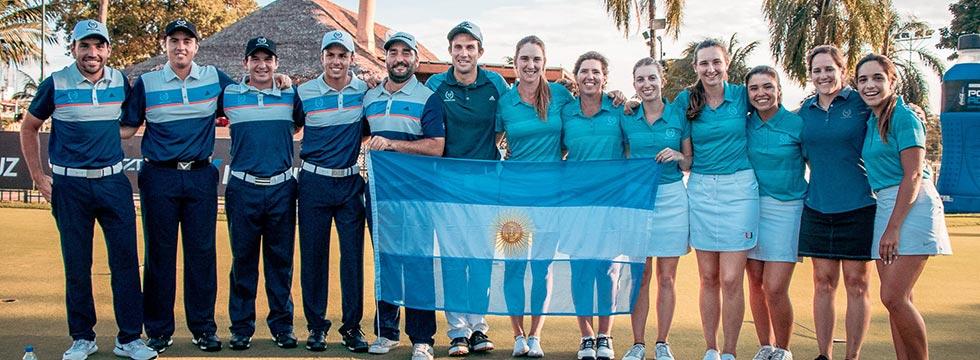 La 'Copa Los Andes', la gran cita del golf sudamericano en Uruguay