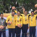 Coronados los ganadores del golf de los Juegos Bolivarianos 2017