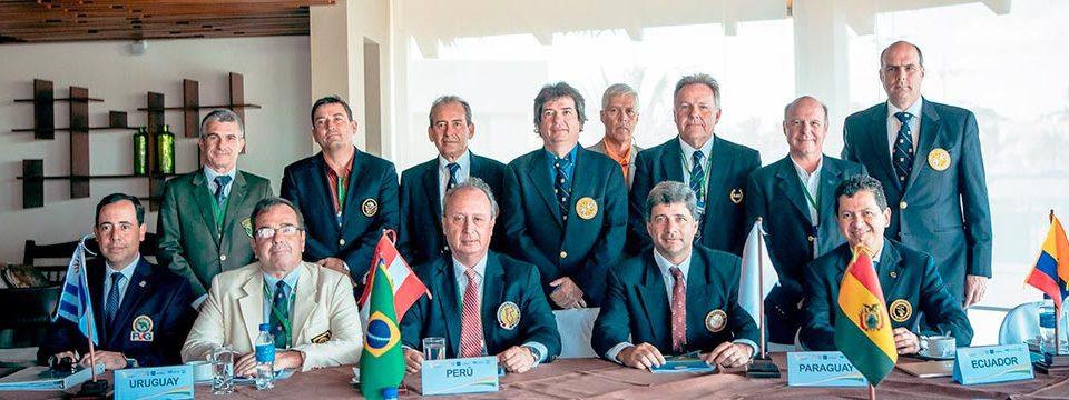 Se cumplió este martes el Congreso Ordinario de la Federación Sudamericana de Golf en Bolivia