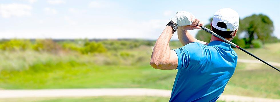 El impulso al golf, en el complicado contexto mundial