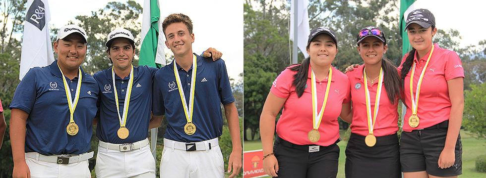 En Argentina, Sudamérica va en la búsqueda de sus nuevos campeones juveniles