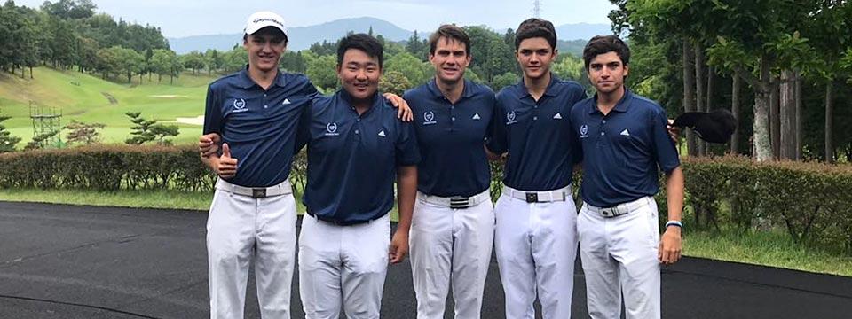 Argentina, sexto al final en la Toyota Junior World Golf Cup en Japón