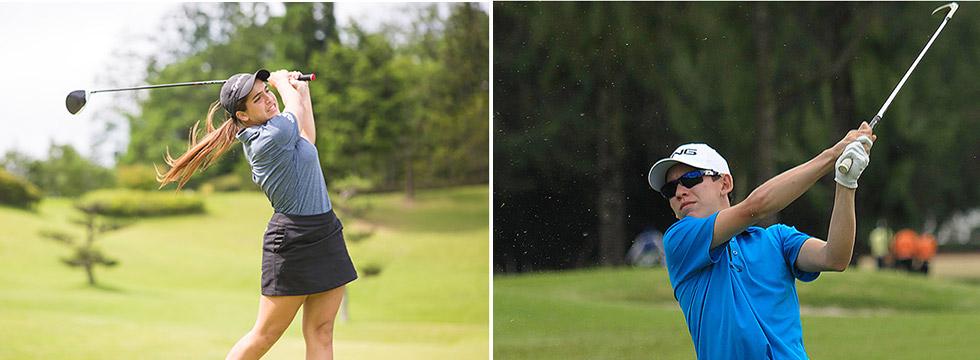 La argentina Ela Anacona y el colombiano Nicolás Quintero, los mejores sudamericanos al final del Junior World Golf en San Diego