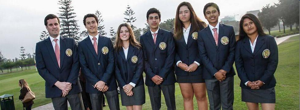 El golf sudamericano se dio cita en Perú, con motivo de la inauguración del Sudamericano Prejuvenil