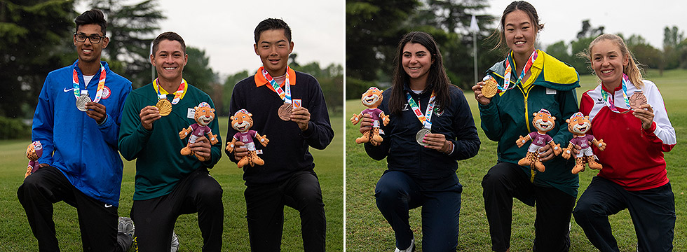 Australia celebró por partida doble en los Olímpicos de la Juventud: Argentina cumplió con una buena actuación