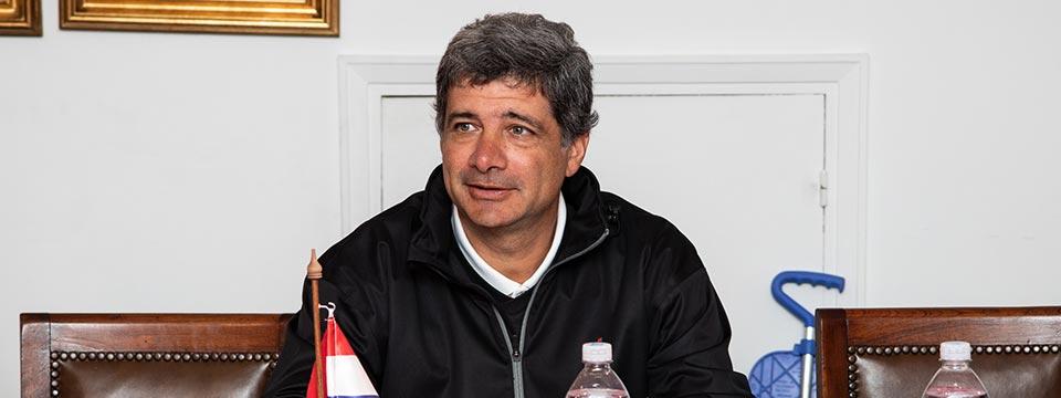El paraguayo Arnaldo Acosta asumió como presidente de la Federación Sudamericana de Golf