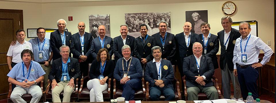 Importantes noticias dejó el Congreso Anual de la Federación Sudamericana de Golf
