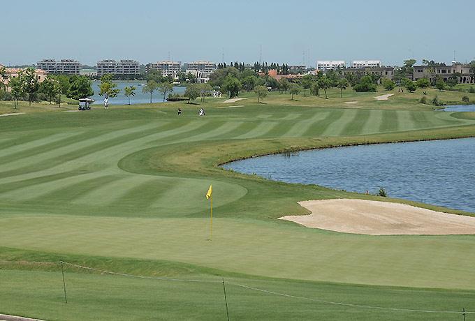 El Nordelta Golf Club debuta como sede del Sudamericano Juvenil en 2019 |  Federación Sudamericana de Golf