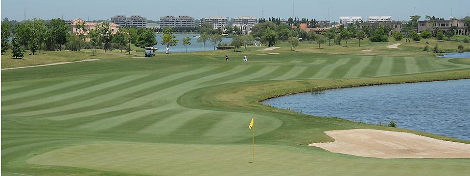 El Nordelta Golf Club debuta como sede del Sudamericano Juvenil en 2019