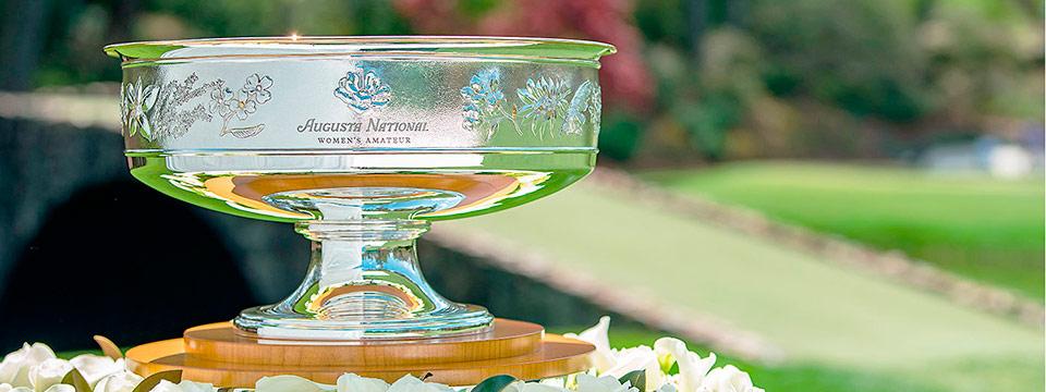 La colombiana Valentina Giraldo, presente en el Augusta National Women's Amateur
