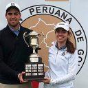 Freundt-Thurne y Micaela Farah, campeones nacionales en Perú