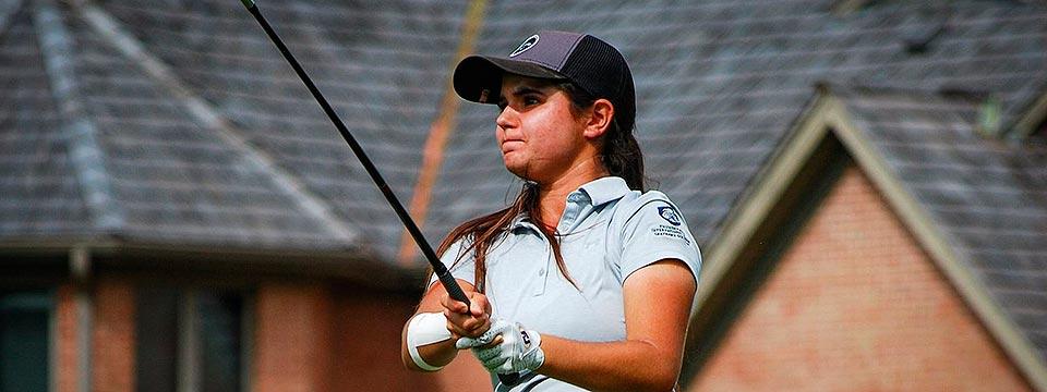 Gran presentación de la chilena Antonia Matte en el Women's Western Amateur