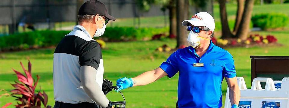 Golf en tiempo de Pandemia: ¿cómo volveremos a jugar?