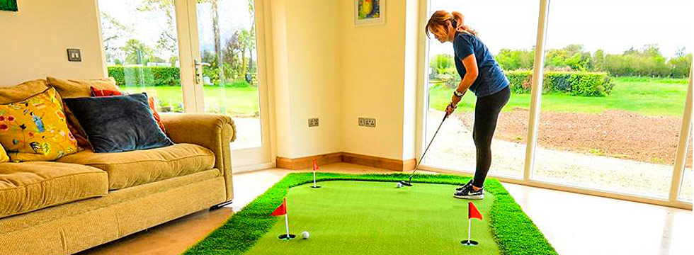 Golf At Home, campaña de The R&A que busca inspirar al golf mundial
