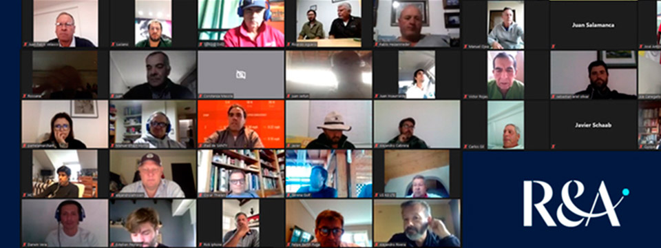 Webinar Agronomía 101 de The R&A reunió a importante grupo de expertos