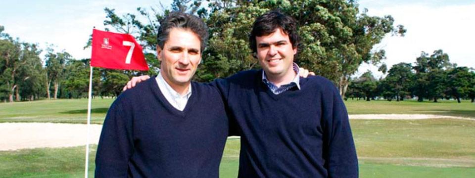 Pablo Faget, nuevo presidente de la Asociación Uruguaya de Golf