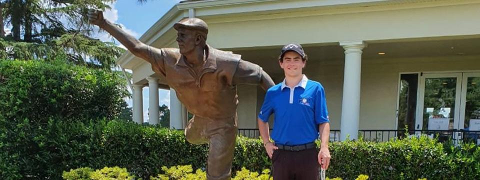 Se jugó la primera semana del U.S. Kids Golf Championship en Pinehurst