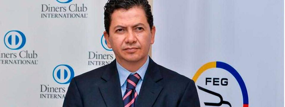 'Debemos seguir amando el golf': Francisco Torres, presidente de la Federación Ecuatoriana de Golf