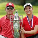 Rose Zhang, la ganadora al final del U.S. Women's Amateur