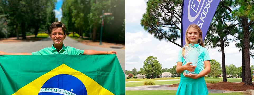 Brasil, destacado al final del U.S. Kids Championship en Pinehurst