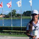 La chilena Antonia Matte, ganadora en el Optimist Tournament of Champions en La Florida
