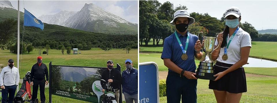 El golf en Sudamérica: a 'full swing' por estas fechas en varios de nuestros países