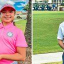 María José Marín y Erik Plenge, los mejores por Sudamérica en el Doral Publix Junior Golf