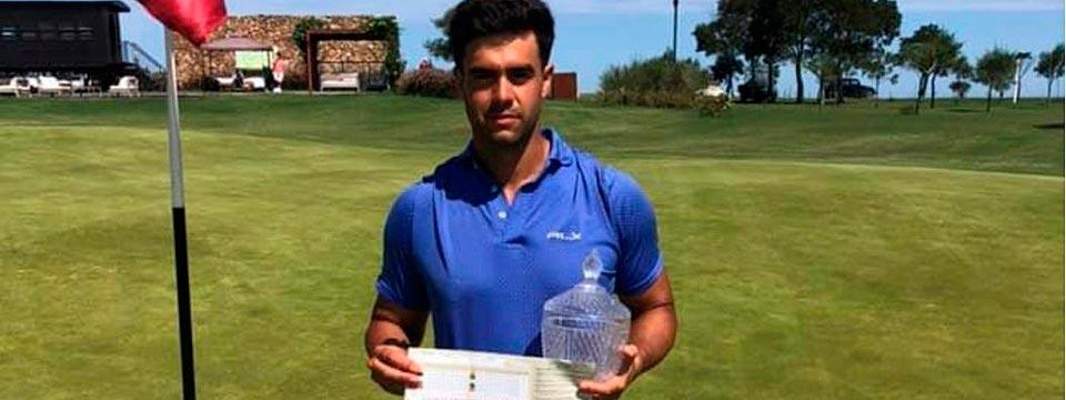 Ronda récord en Uruguay: Agustín Tarigo gana con 59 en Punta del Este
