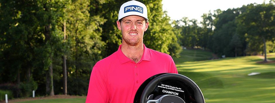 ¡Felicidades, Mito! Nuevo jugador del PGA Tour