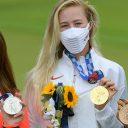 Daniela Darquea, la mejor sudamericana al final del golf olímpico femenino