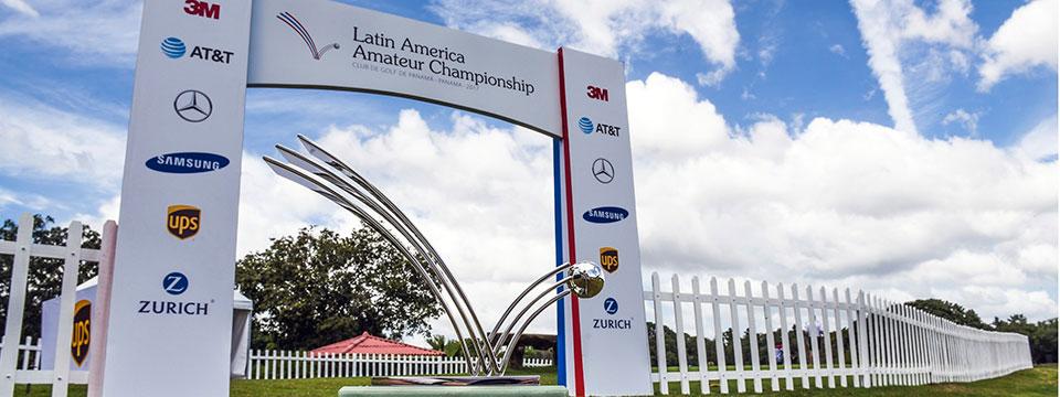 El Latin American Amateur Championship regresa a República Dominicana en 2022