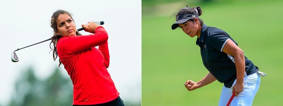 García y Escauriza, por fuera del corte en el European Ladies Championship