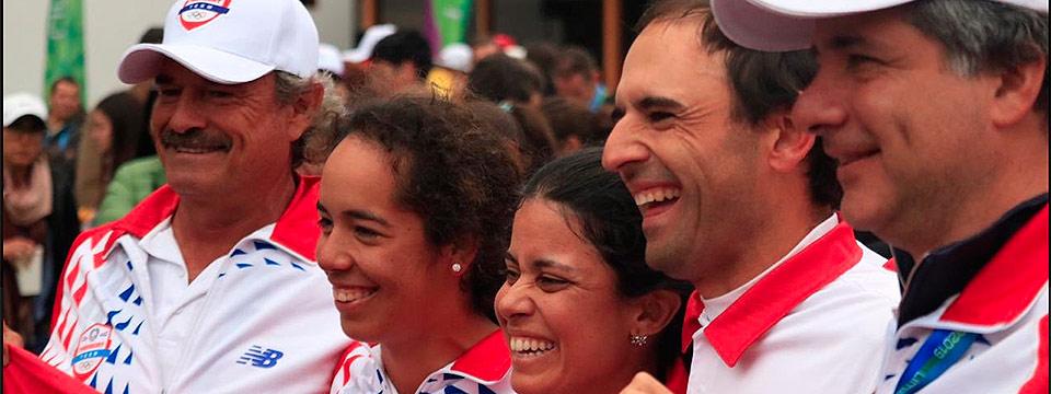 Paraguay hace historia con el golf en los Juegos Panamericanos Lima 2019