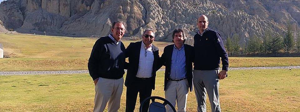 Bolivia se alista para el Campeonato Sudamericano Prejuvenil 2019