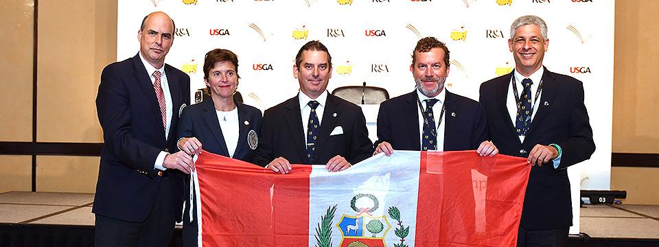 Cancelado el Latin American Amateur Championship 2021