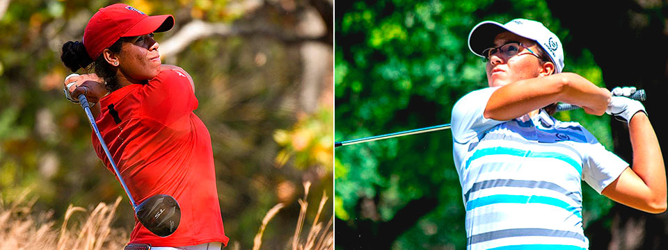 Sofía García y Agustina Zeballos, las nuestras en el Augusta National Women's Amateur 2021
