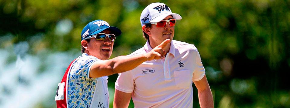Colombiano Nicolás Echavarría, el mejor sudamericano en una nueva semana de acción en el golf internacional