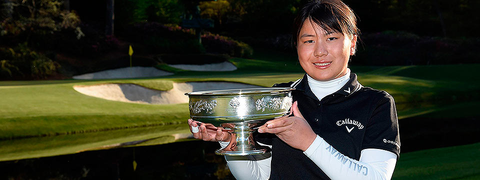 La japonesa Tsubasa Kajitani, campeona del Augusta National Women's Amateur