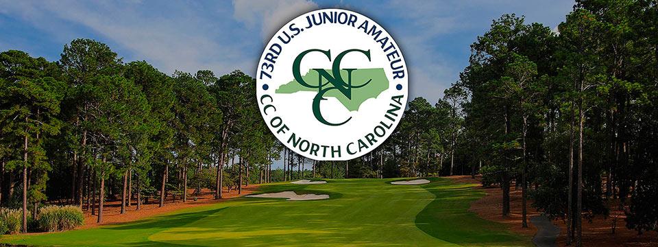 Cinco de los nuestros, en acción en el U.S. Junior Championship esta semana