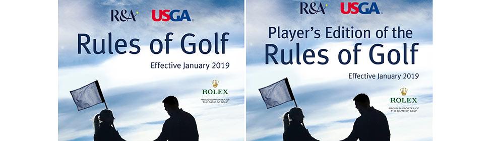 Las Reglas de Golf concentran la atención en este mes de septiembre